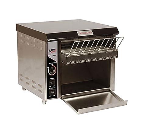 Amazon APW Wyott AT EXPRESS Radiant 120V Conveyor Toaster