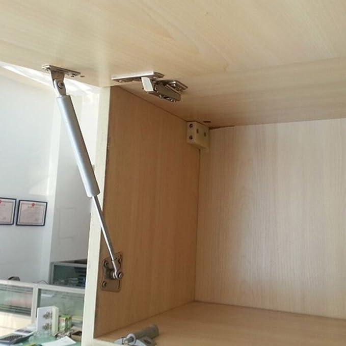 Amazon.de: Demiawaking Küchenschrank Tür Lift Pneumatische ...