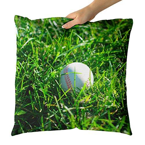 Charleston Cougars Baseball - Westlake Art - Sport Ball - Decorative Throw Pillow Cushion - Picture Photography Artwork Home Decor Living Room - 26x26 Inch
