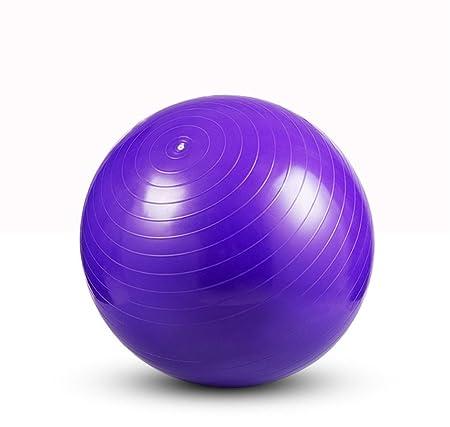 WXYXG Bola de Yoga, Bola de Gimnasio Suave Espesar Bola de ...