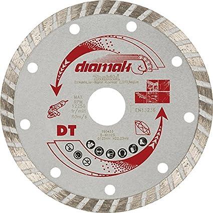 Makita D-61167 Diamond Wheel Wave, Multi-Colour, 123 mm