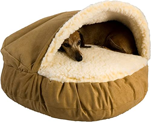 Snoozer-Luxury-Cozy-Cave-Pet-Bed