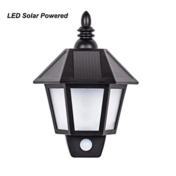 Solar power security light b right pir motion sensor solar wall solar power security light b right pir motion sensor solar wall light wireless aloadofball Images