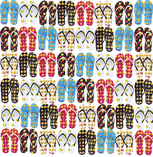 Wholesale Flip Flops, 48 Pairs, Many Colors, Men