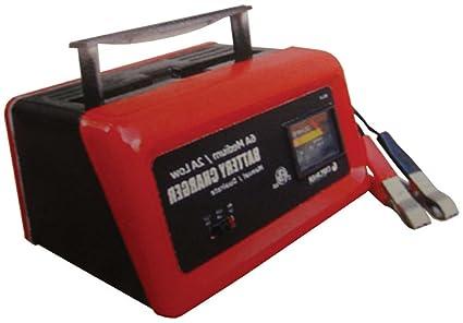 Carretera GENIE: Cargador de batería, 6 V, 12 V, con ...