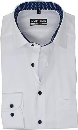 Marvelis Camisa Modern Fit Uni: Amazon.es: Ropa y accesorios