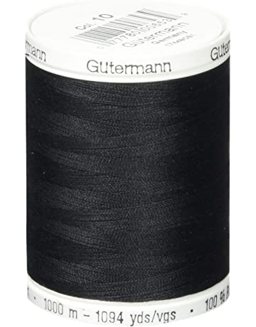 Gutermann Sew-All Thread 1094 Yards-Black