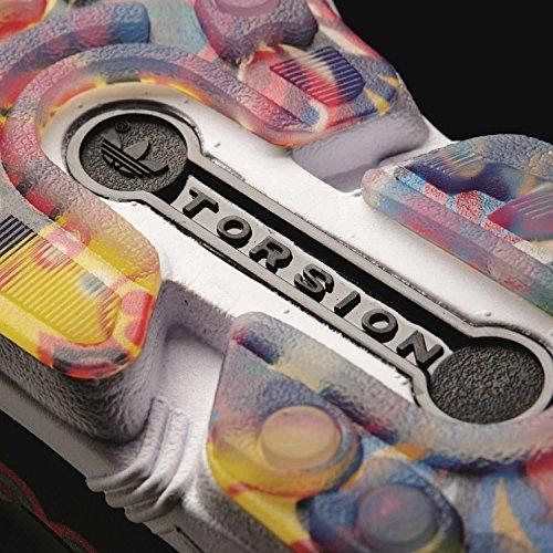 adidas Zx Flux, Men's Fitness Shoes Black / Multicolor