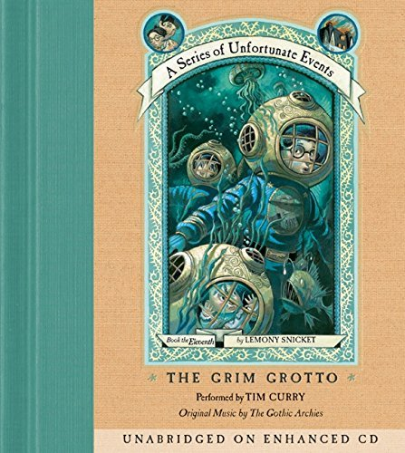 By Lemony Snicket The Grim Grotto (A Series of Unfortunate Events, Book 11) (Unabridged) [Audio CD]