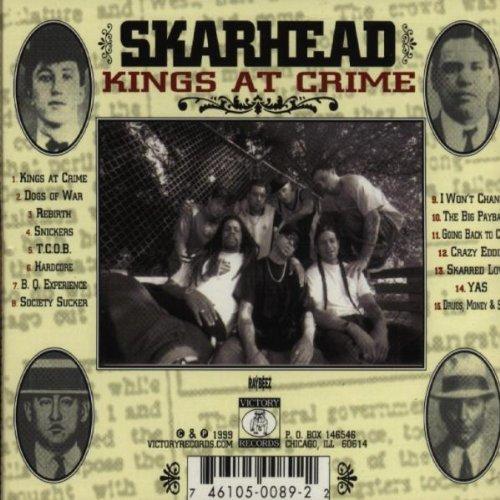 Kings at Crime