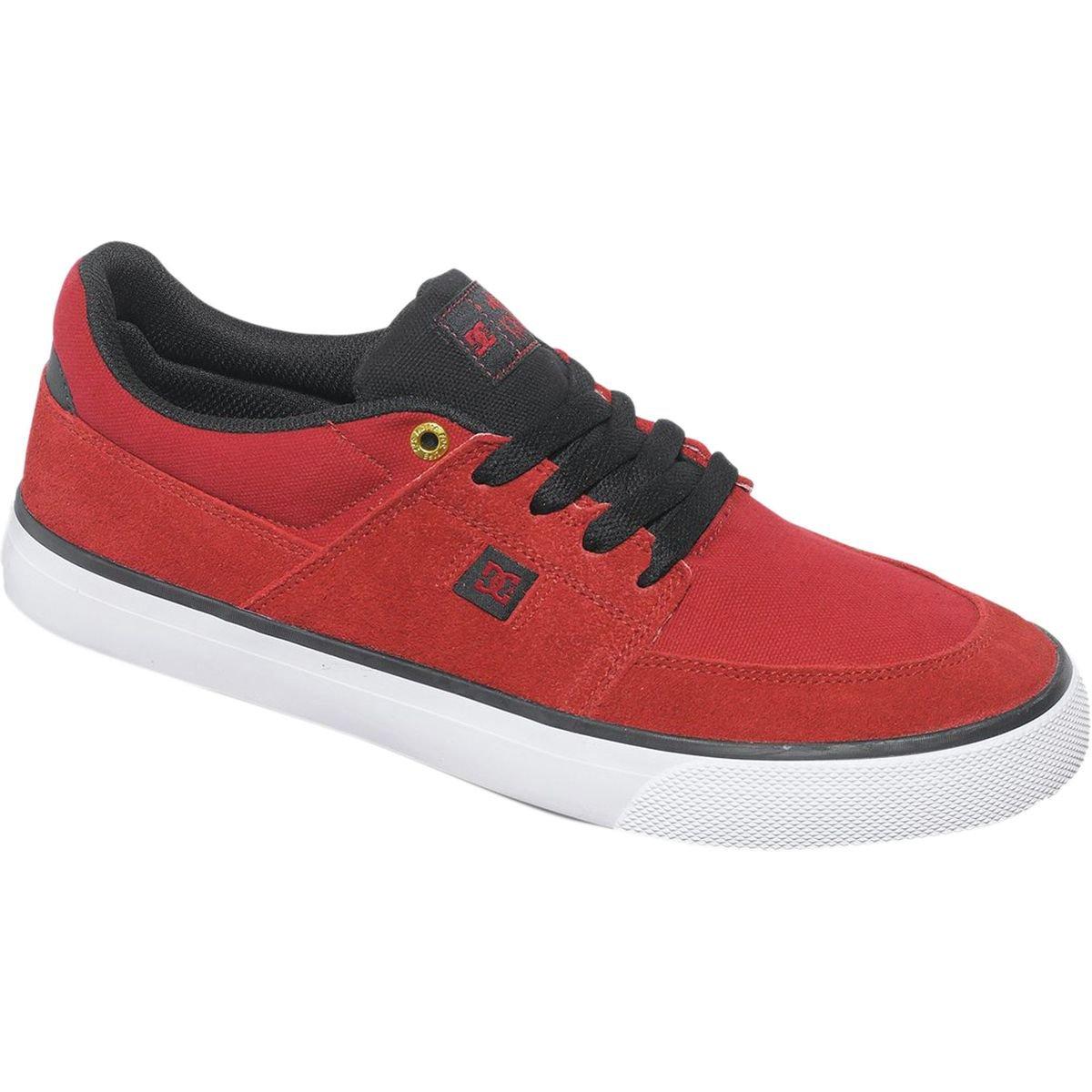 DC - Junge Männer Wes Kremer S Low Low Low Top Schuhe, EUR  45, rot schwarz a95cc7