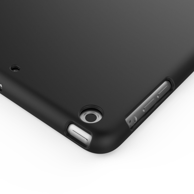 SENON iPad Mini/Mini 2 / Mini 3 Case Slim Design Matte TPU Rubber Soft Skin Silicone Protective Case Cover for Apple iPad Mini 1 / Mini 2 / Mini ...