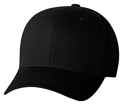 cf59a1cfe246ba Flexfit Yupoong V Constructed Mid-Profile Cotton Twill Cap at Amazon ...