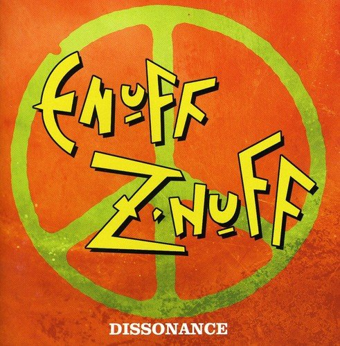 CD : Enuff Z'nuff - Dissonance (CD)