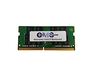 16GB (1X16GB) Memory Ram Compatible with MSI Notebook GS62 6QD Apache Pro, GS63 7RD Stealth, GS63 7RE Stealth Pro, by CMS c107
