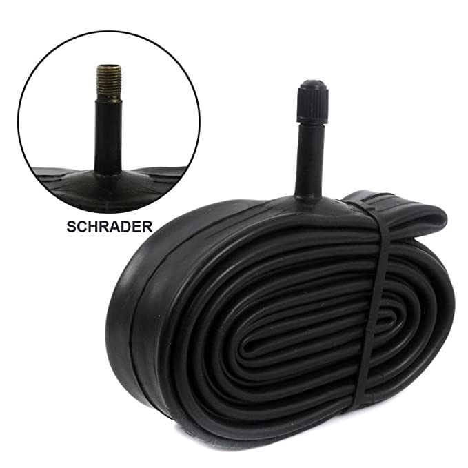"""2,125/"""" MTB Rennrad Schlauch Schrader Presta Ventil Robustes 18 /""""x 1,75"""
