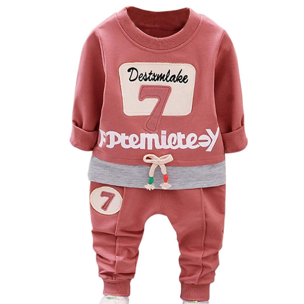 Girls Clothes Set Muium Toddler Infant Baby Kids Warm Tops+Pants Outfits For 12-36 Months MS-2708