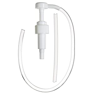 Slippery Pete Fluid Pump for Quart Bottles - Transfer Gear Oil, Transmission and Differential Fluid with This 5cc Hand Pump (1)
