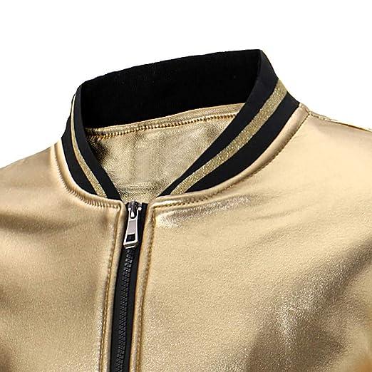 Amazon.com: 2018!!😊Men Zipper Shirt Warm Jacket Coat,Boys Vest Long Sleeve Top Pockets Blouse (M, Black): Electronics