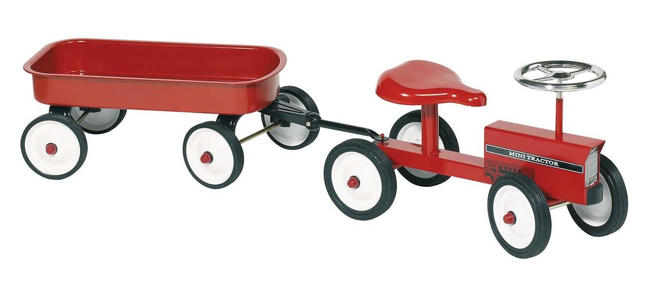 Retro Rutscher - Goki Rutscher Traktor