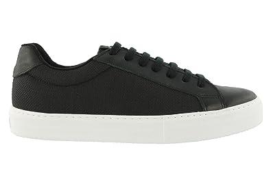 Zapatillas Victoria 250110 - Deportiva Nylon Piel Negro: Amazon.es: Zapatos y complementos