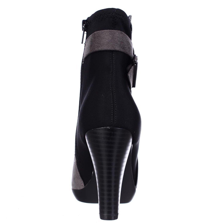 Alfani Frauen Frauen Frauen Velvett Geschlossener Zeh Fashion Stiefel e709ff