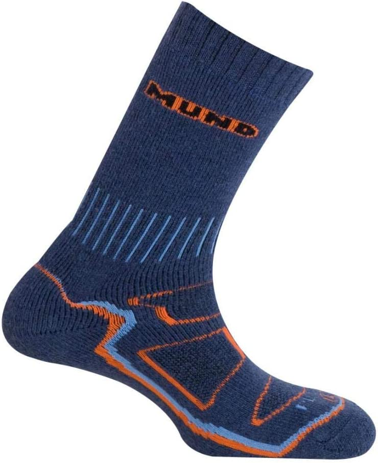 Mund Socks Calcet/ín Alta monta/ña Alpinismo Makalu Invierno Unisex