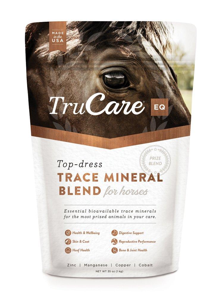 TruCare EQ Top-Dress Trace Mineral Blend for Horses (Methionine, Lysine, Zinc, Manganese, Copper, Cobalt) by TruCare