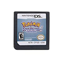 New PokemoNew Pokemon Soul Silver Version Game Card for NDS 3DS DSI DS(Reproduction Version) n Soul Silver Version Game Card for NDS 3DS DSI DS(Reproduction Version)