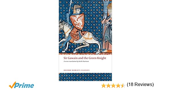 Sir gawain and the green knight oxford worlds classics helen sir gawain and the green knight oxford worlds classics helen cooper keith harrison 9780199540167 amazon books fandeluxe Images