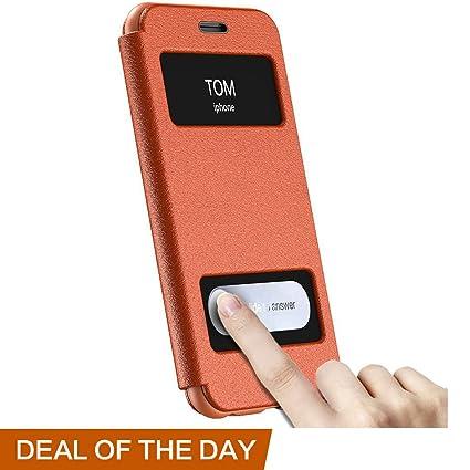 on sale eebb1 e597d iPhone 6 flip Case,iPhone 6 flip Cover, ZVE®: Amazon.in: Electronics