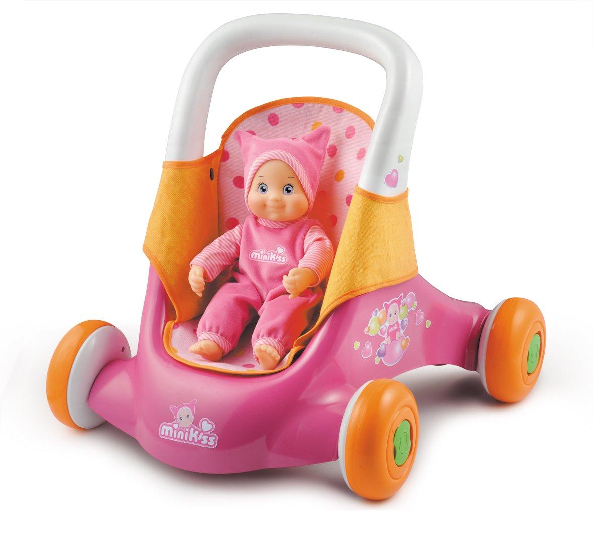 Amazon.es: Smoby - 160147 - Muñecas y Muñecas Mini - Baby ...
