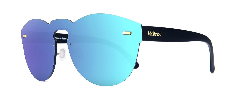 Maltessa Xion (Espejo Verde agua) - Gafas de sol para mujer ...