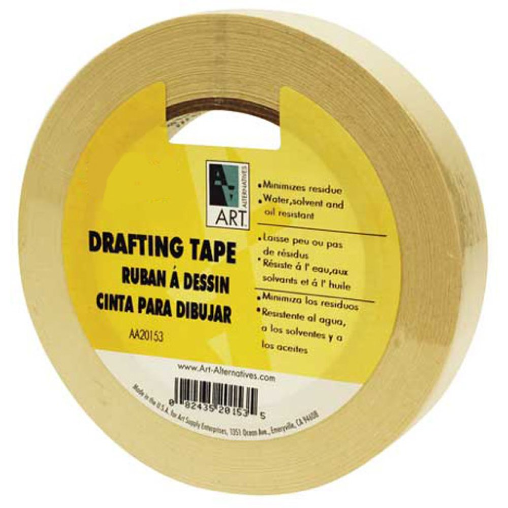Pro Drafting Tape 1In X 60Yds