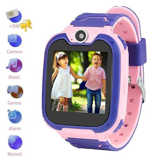 Cocono 2019 Smartwatch Niños, Reloj Inteligente para Niños ...