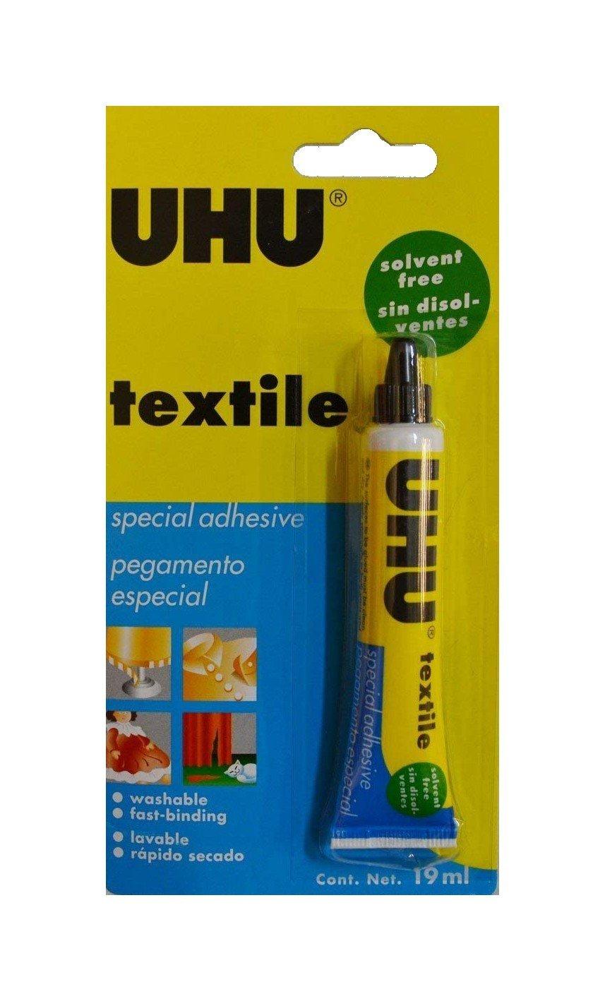 Imedio - Pegamento Uhu Textil Tubo 20Gr 63172