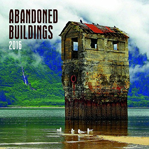 Turner Abandoned Buildings 2016 Wall Calendar (8940001)