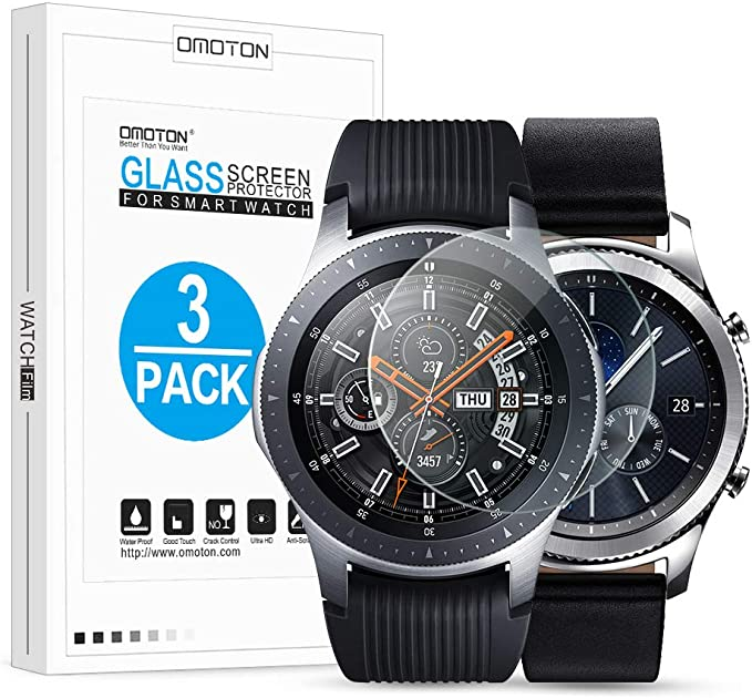 Amazon.com: OMOTON [3unidades] Protector de pantalla ...