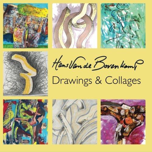 Hans Van de Bovenkamp - Drawings & Collages [Van de Bovenkamp, Hans] (Tapa Blanda)