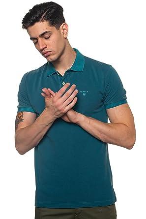 Gant - Polo - para Hombre Azul Turquesa XXXXL: Amazon.es: Ropa y ...
