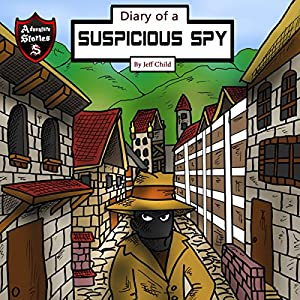 Diary of a Suspicious Spy Audiobook