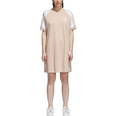 9069aaf39b3181 adidas Originals Womens Raglan Dress at Amazon Women's Clothing store: