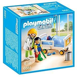Playmobil Doctor con Niño 1