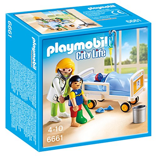 PLAYMOBIL® Doctor with Child