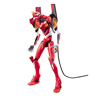 Bandai Hobby HG #05 EVA-02 Evangelion: 2.0 Version Evangelion Model Kit: Toys & Games