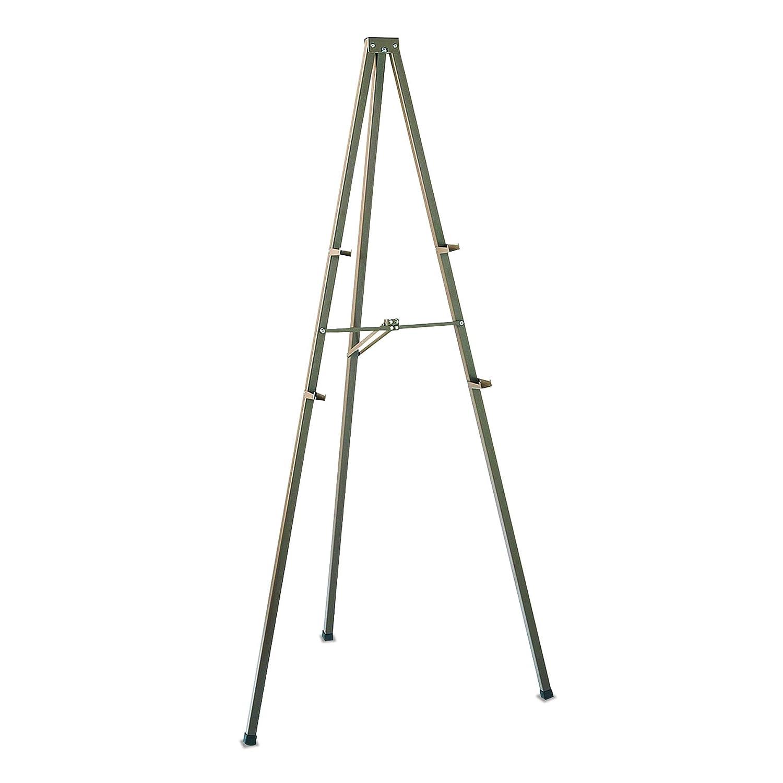 Amazon.com: Quartet 30E decorativo latón caballete, 69 alta ...
