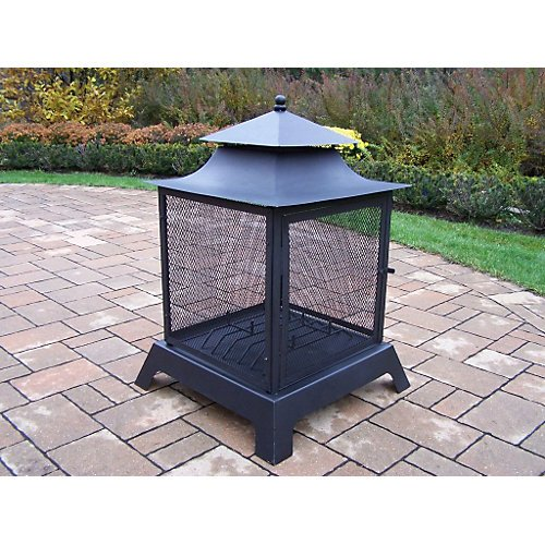 Oakland Living Full View Fire Pit, used for sale  Delivered anywhere in USA