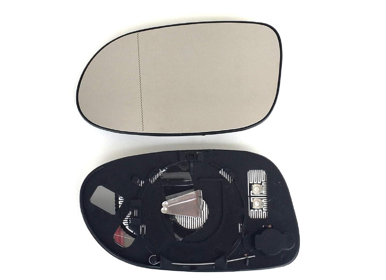 Pro!Carpentis Spiegel Spiegelglas links beheizt Ersatzglas geeignet f/ür elektrische und manuelle Aussenspiegel kompatibel mit CLK C209 W209 von 06//2002 bis 12//2009