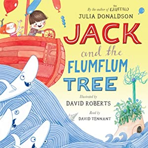 Jack and the Flumflum Tree Hörbuch