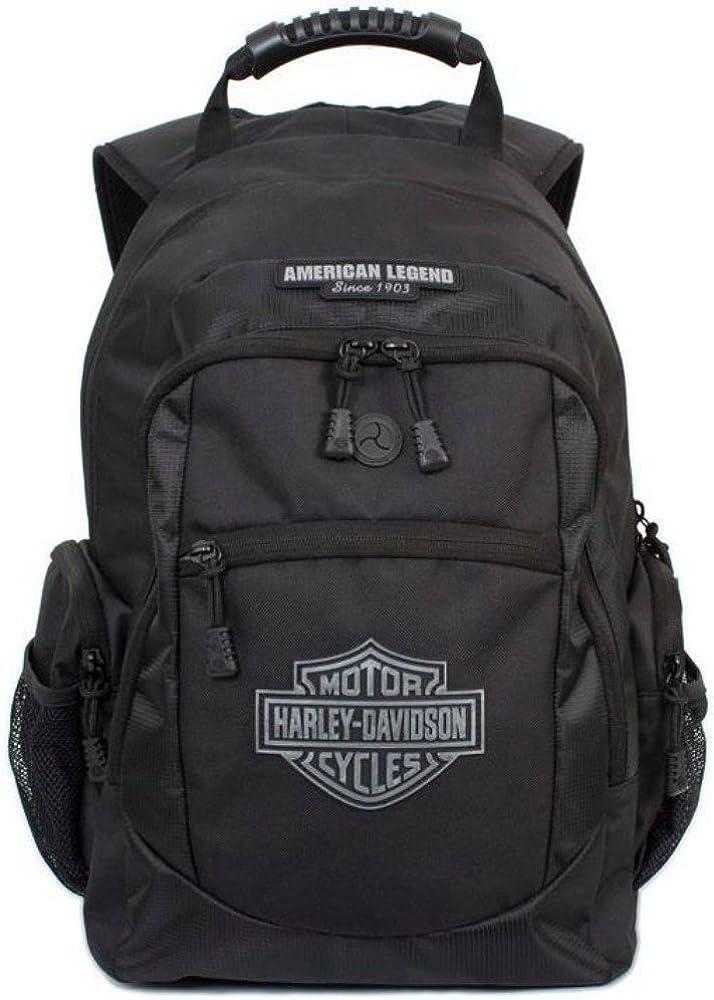 Harley-Davidson Classic Bar & Shield Backpack - BP1932S-BLACK